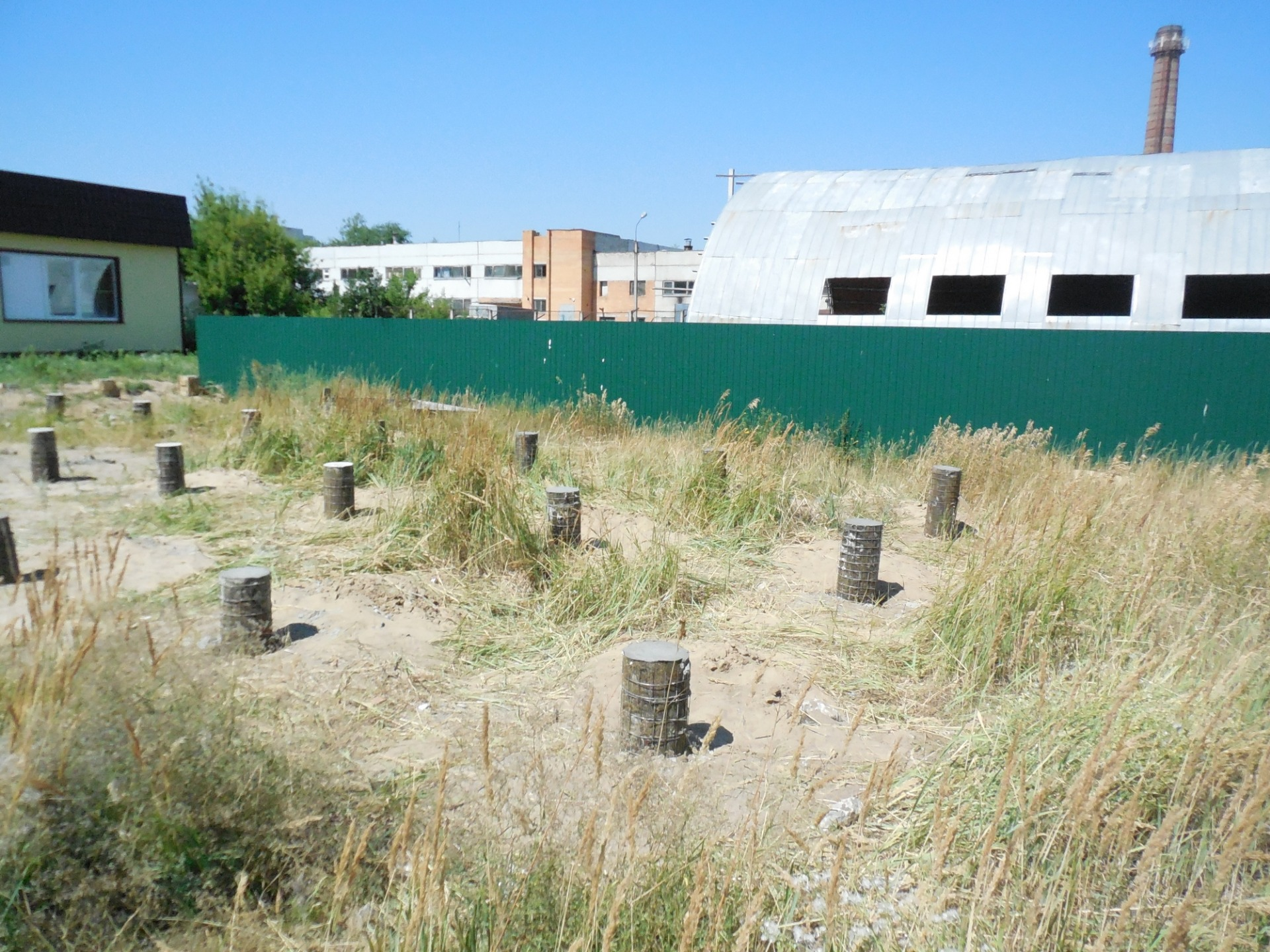 фото фундамента в г. Димитровград